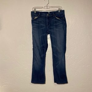 7 for all Mankind bootcut jeans, 30